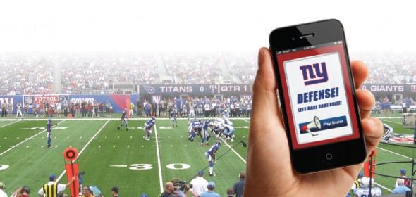 Spezielle Werbung auf eine Handy: mit hochfrequenten Tönen kein Problem (Foto:  SonicNotify)