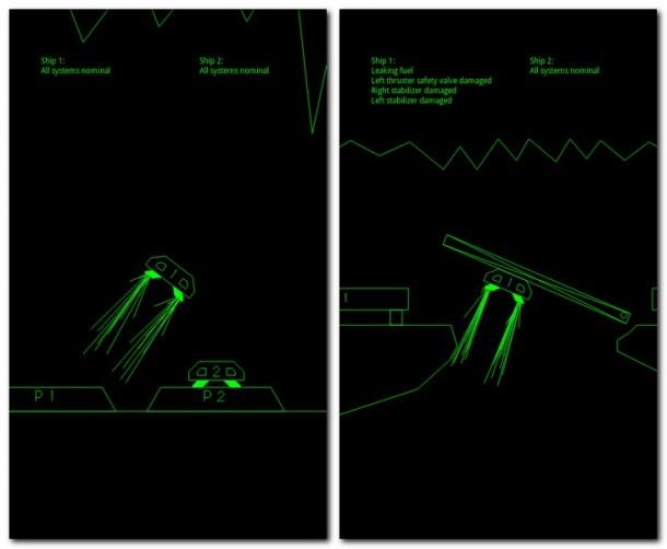 Retro 3D: Die Drahtgittermodelle waren einst der letzte Schrei (Bild links).