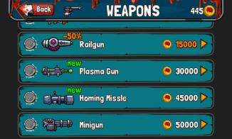 Zombie Road Trip - New Guns