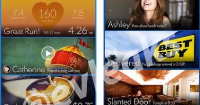 Samsung New Homescreen