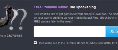 The Spookening - Humble Bundle Halloween