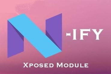 N-ify-Xposed-Module