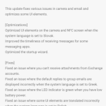 Huawei P9 Latest EVA L09C432B136 EMUI 4.1 Update changelog