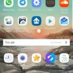 Samsung galaxy note 7 N930F N930FXXU1APG7