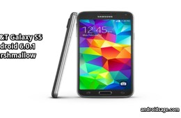 Download AT&T Galaxy S5 to Android 6.0.1 Marshmallow G900AUCU4DPG3 update