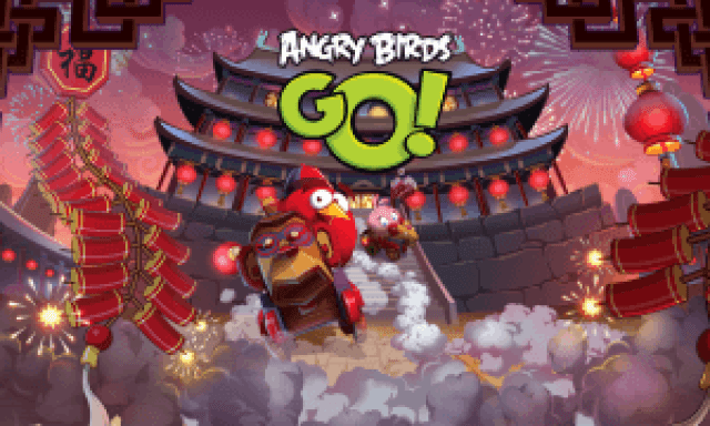Angry Birds Go APK Mod Unlimited Coins Full Unlocked