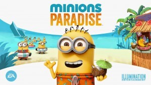 Minions paradise Christmas android