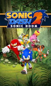 Sonic Dash 2 Sonic Boom MOD APK 1.3.3