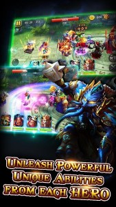 Heroes of Titans MOD APK Android terbaru