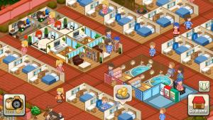 Hotel Story Resort Simulation MOD APK 1.9.2