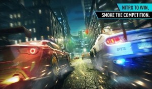 Need for Speed No Limits MOD APK+DATA Infinite Nitro Mode 1.3.2 terbaru 2016