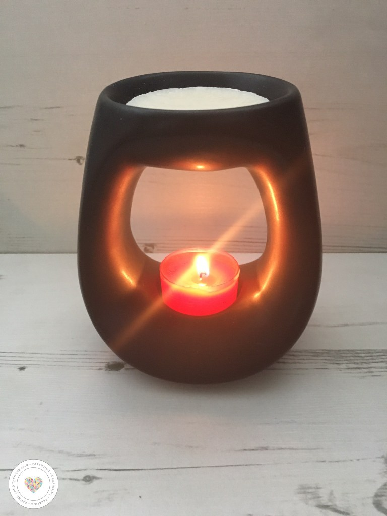 candle oil burner instructions