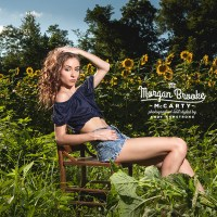 Sunflower Fields with Morgan Brooke McCarty