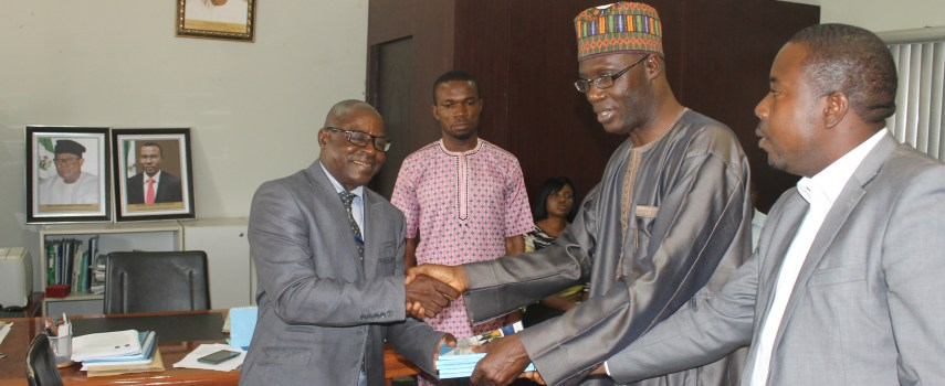 ANEEJ and LITE-Africa Meet with Ministry of Niger-delta Affairs