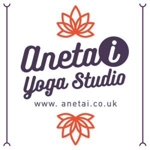 anetai yoga studio logo