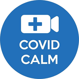 Covid Calm, stress management, NHS support, trauma embodied yoga,