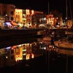 Ramsgate at night
