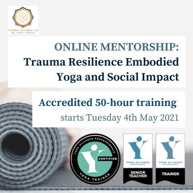 yoga for trauma, trauma-informed yoga, trauma-informed yoga teacher training, trauma recovery, yoga for trauma