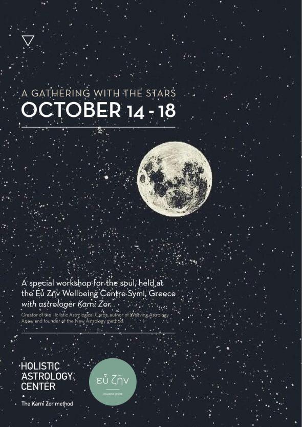 Astrology workshop in Greece