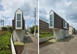 triangular-japanese-house