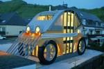 VW Beetle House 2