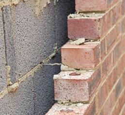 structural masonry cavity construction