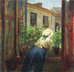 by-the-open-window