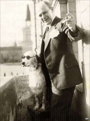 Jackie, la perra que ofendía a Hitler