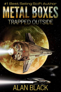 METAL BOXES - TRAPPED OUTSIDE COMPLETE