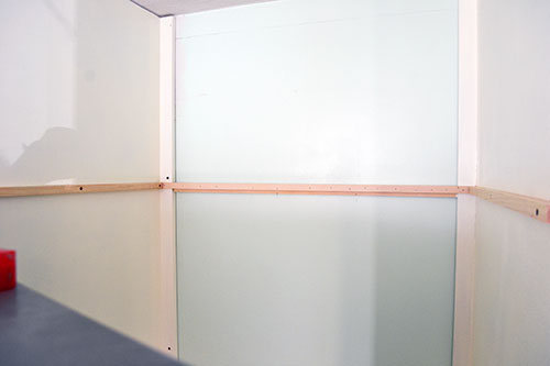 Pantry Shelf Supports For Microwave