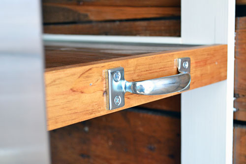 Pull Out Shelf Hardware