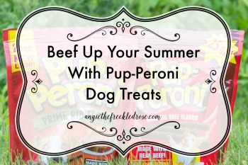 Beef Up Your Summer With Pup-Peroni Dog Treats
