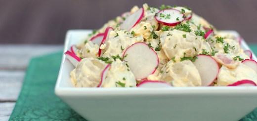 Potato Salad Wide
