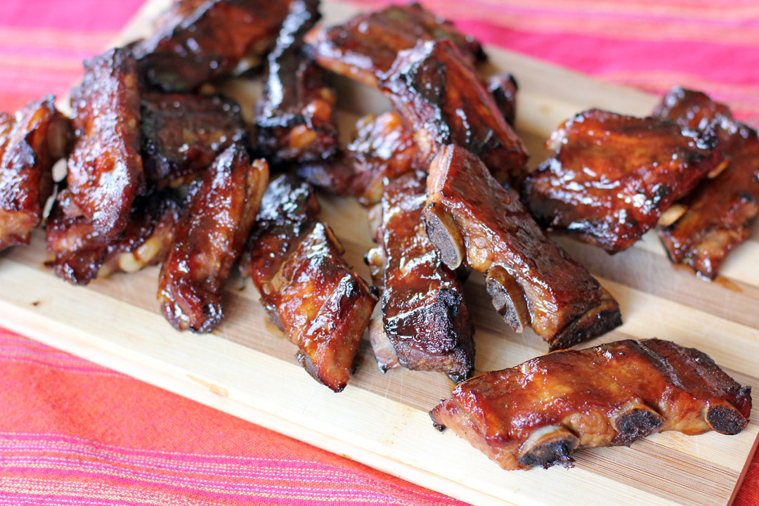 Hoisin Pork Ribs