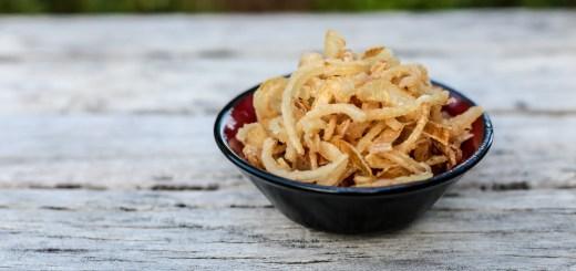 Crispy Onions 1