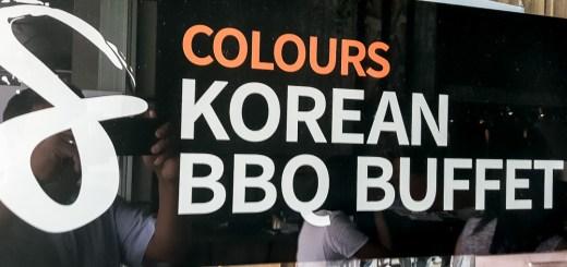 8 Colours Korean BBQ Buffet 01