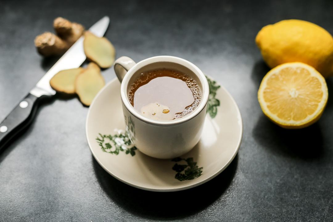 Honey Lemon Salabat