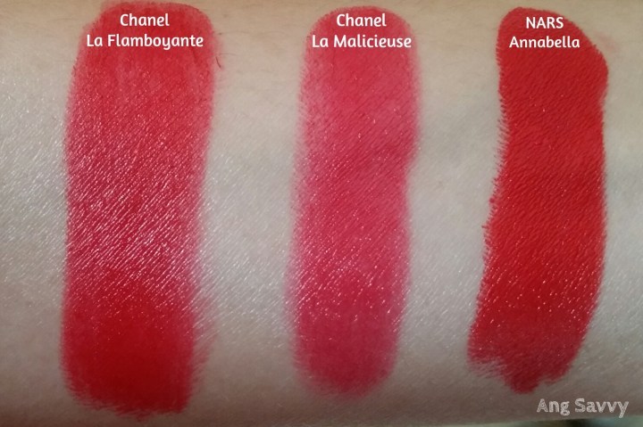Chanel Rouge Allure Velvet 46 Chanel Rouge Allure Velvet 337