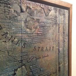 Bass's Strait 1837 (detail)