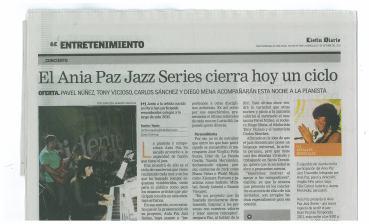 Periódico Listín Diario, Santo Domingo, República Dominicana