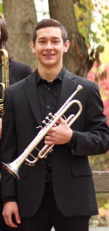 Thomas Pang, trumpet