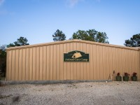 This is the Animal Care Camp boarding facility.