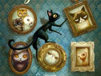 animalec retratos gatunos
