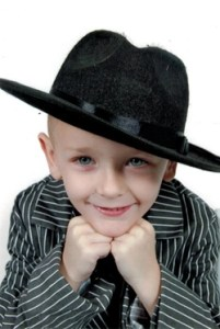 Joshua Phillip Strother,  6,  killed on July 7,  2015 by a pit bull rehomed by the Asheville Humane Society after passing the ASPCA's SAFER test.