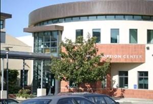 Maddie's Adoption Center in San Francisco.