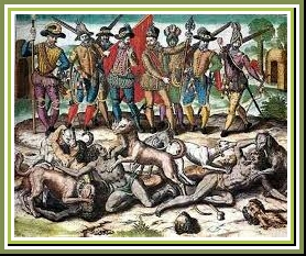 Christopher Columbus' war dogs