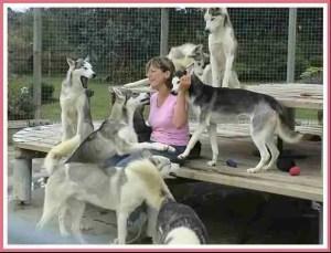 Caroline Kisko. (Kennel Club photo)