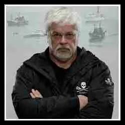 Paul Watson. (Sea Shepherd Conservation Society photo)