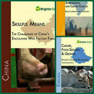 (See review Factory farming & food security in China, Brazil, & Ethiopia.)