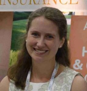 Sarah Coburn, DVM (Pets Best Insurance Services photo)